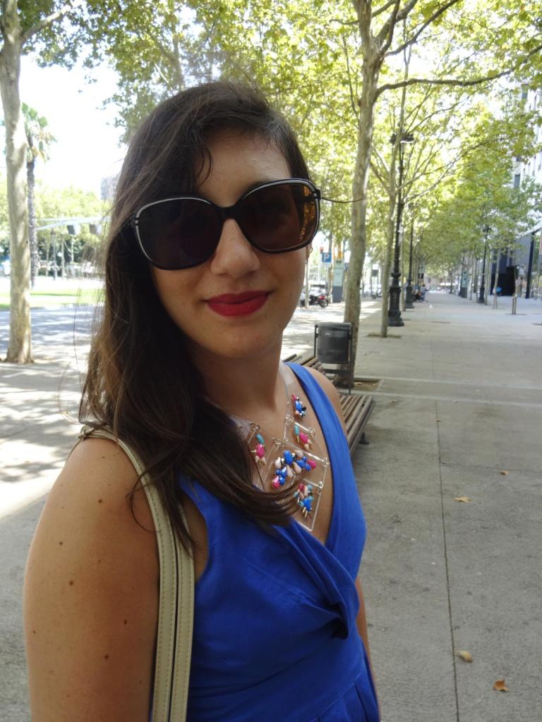 necklace stradivarius