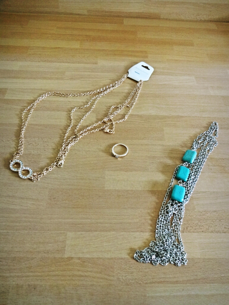 body chain and ring