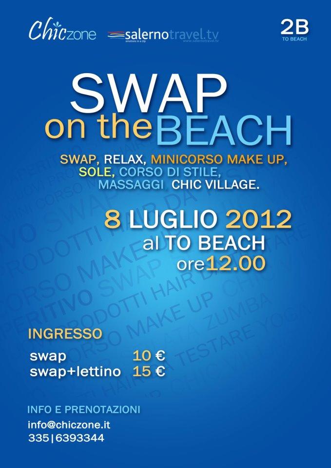 swap, salerno, beach