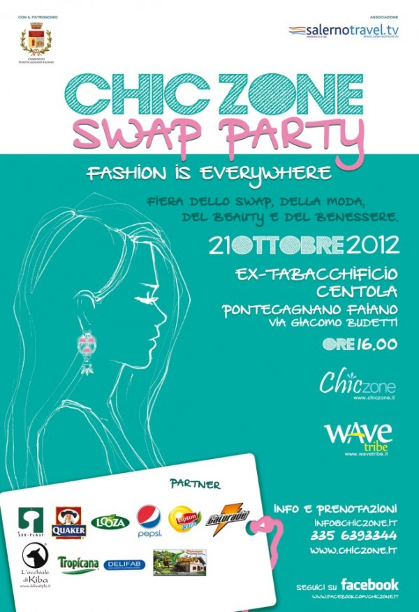 swap, salerno, chic zone, vogue