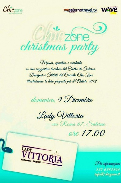 invito christmas party